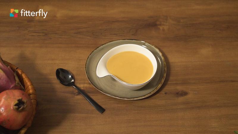 Soy Milk Custard