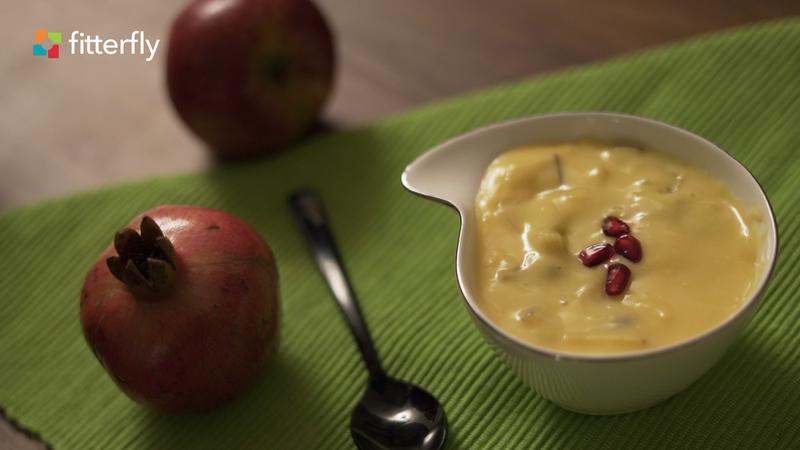 Fruit Custard