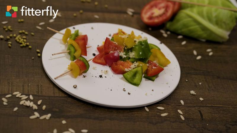 Capsicum Salad