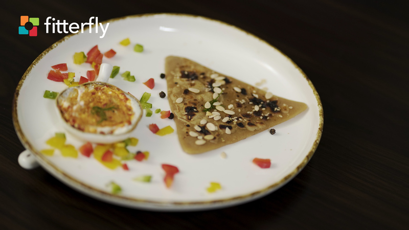 Paratha With Less Ghee