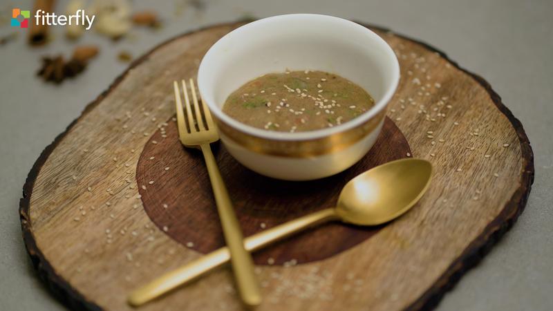 Ragi Vegetable Porridge