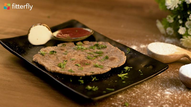 Gluten Free Paratha With Ghee