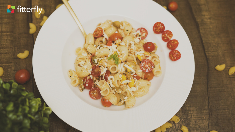 Maacroni Cheese Pasta Salad