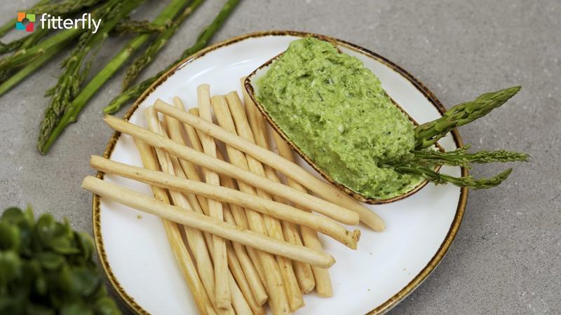 Asparagus Cheese Dip