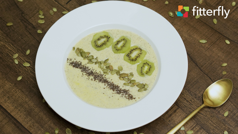 Melon Tangy Smoothie Bowl