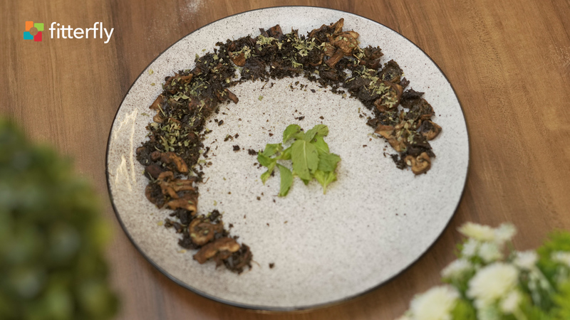 Baked Mushrooms With Herbs