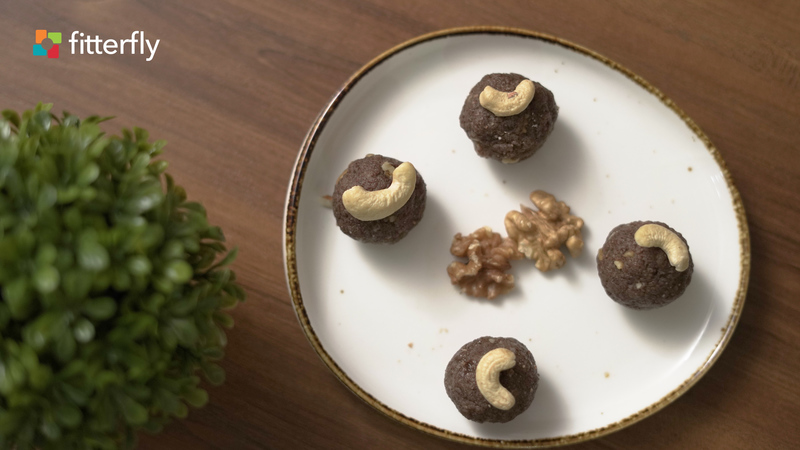 Millet Jaggery Ladoo