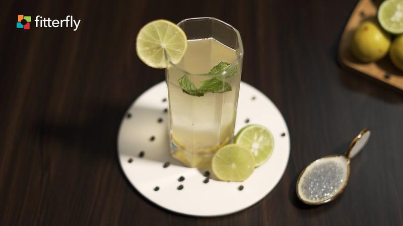 Salty Lime Juice