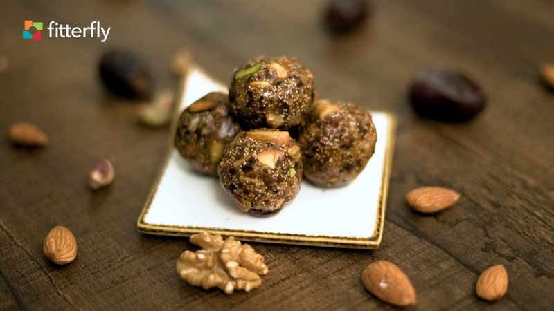 Dates & Nuts Laddoo