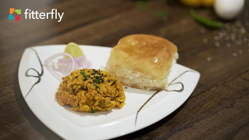 Egg Bhurji With Vegetables