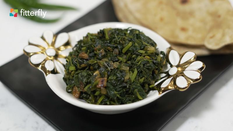 Fenugreek Dry Vegetable