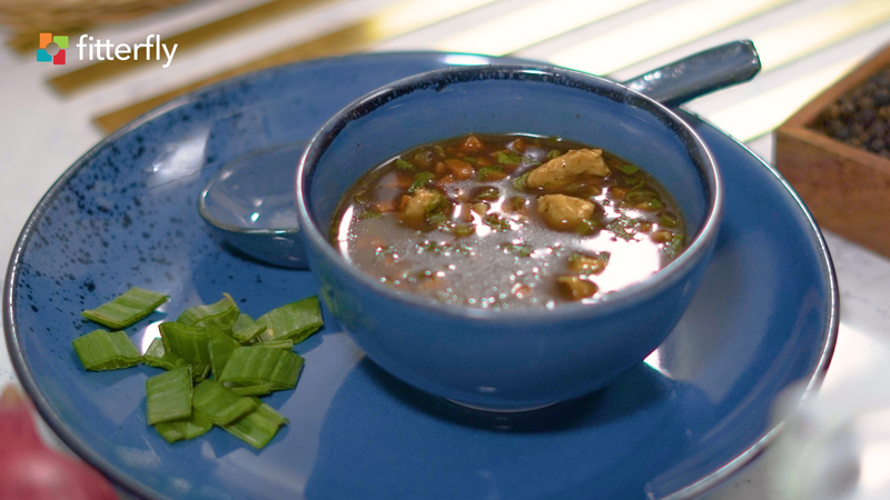 Chinese Chicken Thick Soup