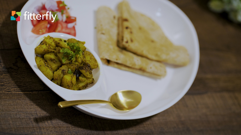 Masala Aloo Fry