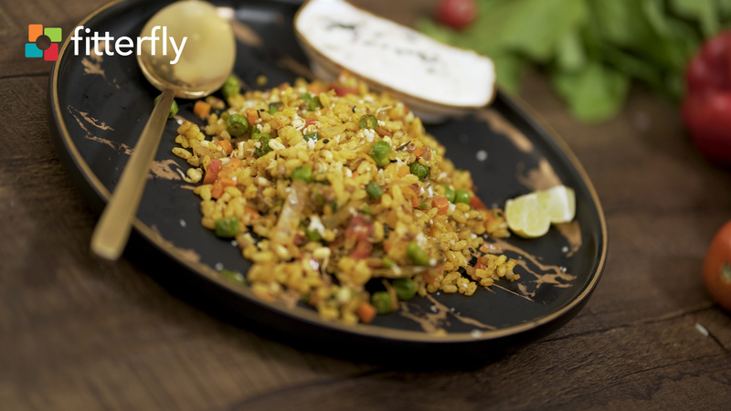 Brown Rice Sprouts Pulao