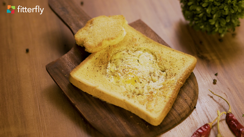 Baked Egg Bread