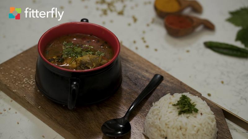 Ravas Fish Curry