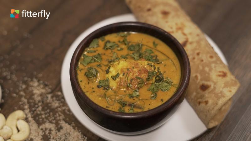 Egg Kurma Curry