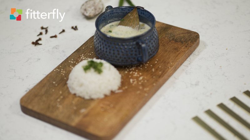 Coconut Kadhi
