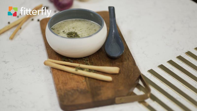 Cauliflower Clear Soup