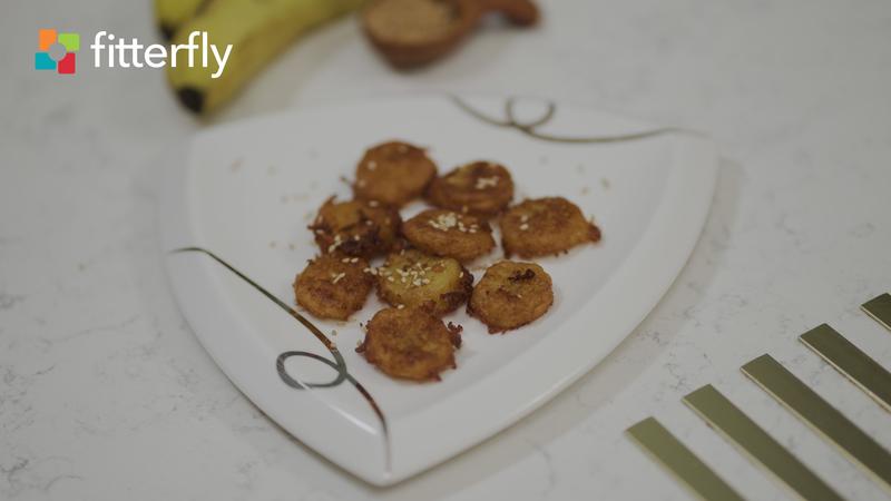 Banana Bhajiya