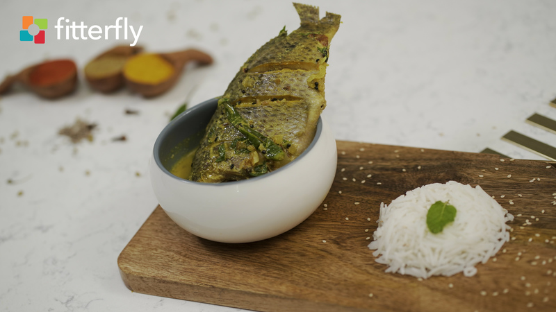 Tilapia Mustard Curry