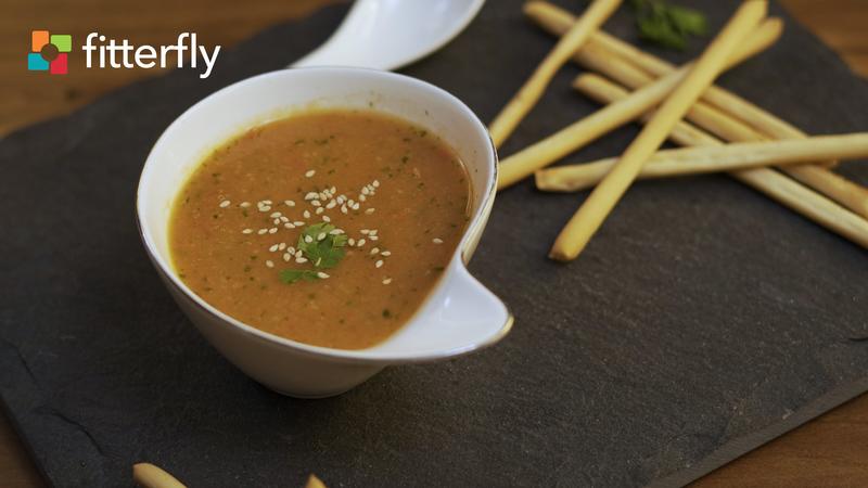 Tomato Coriander Soup