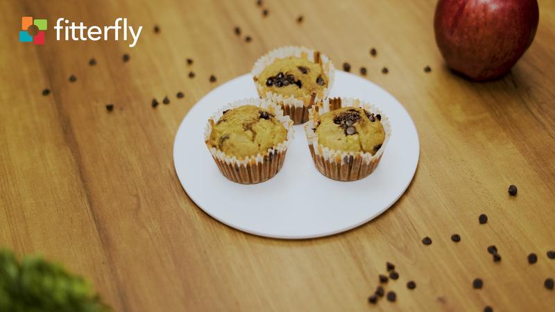 Apple Muffins Homemade