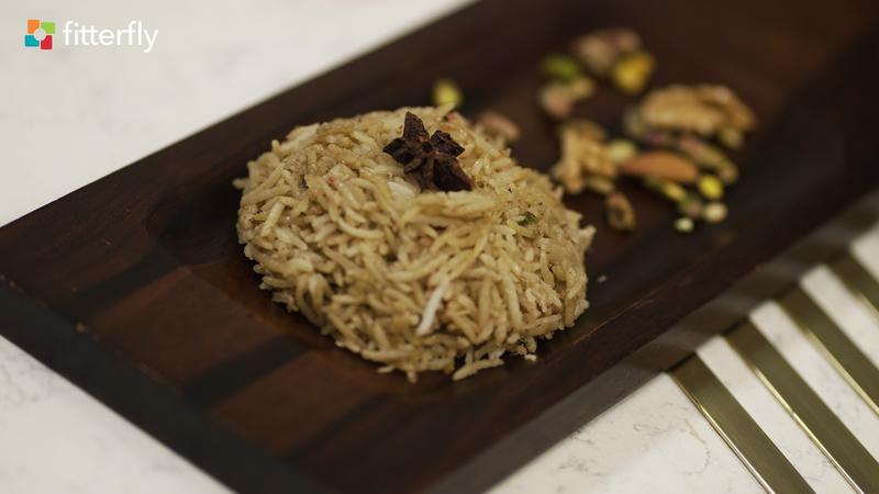 Sweet Coconut Rice