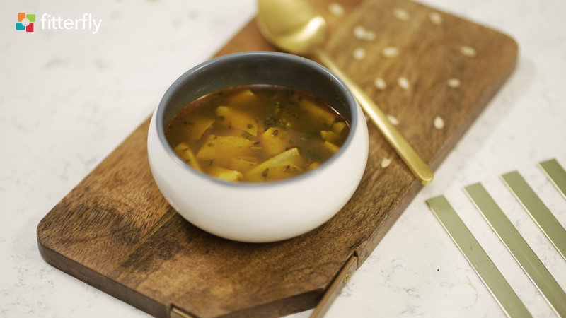 Methi Papad Dry Vegetable