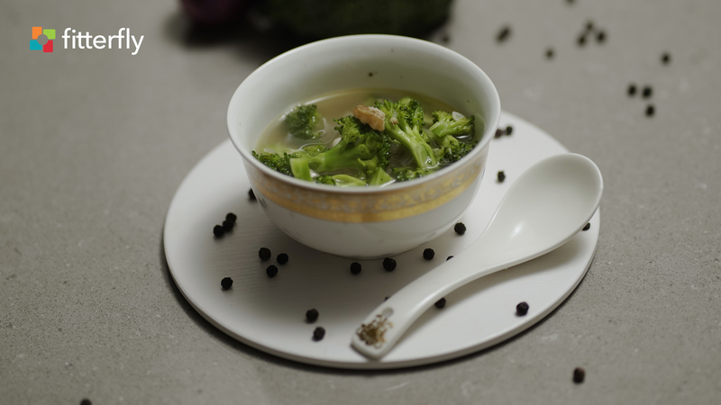 Broccoli Clear Soup