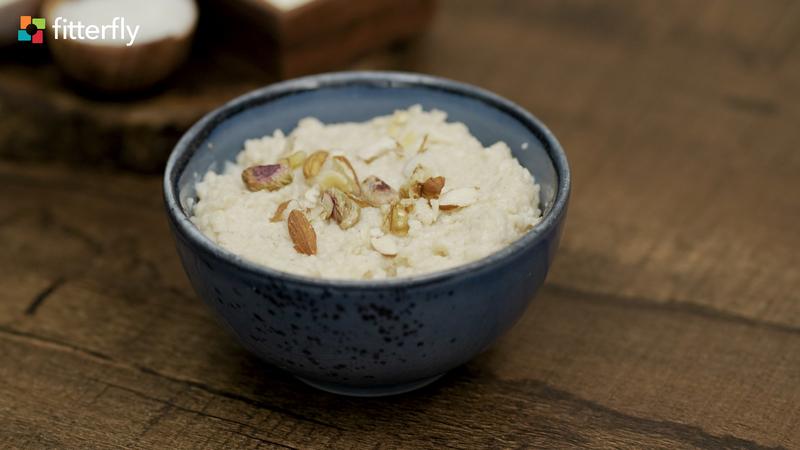Rava Rajgeera Cow Milk Porridge