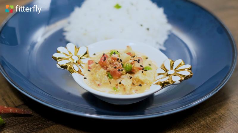 Veg Malabari Curry