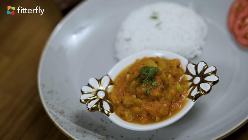 Bottlegourd Curry