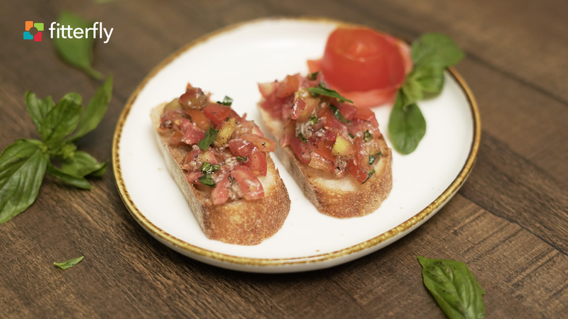 Bruschetta Tomato Topping