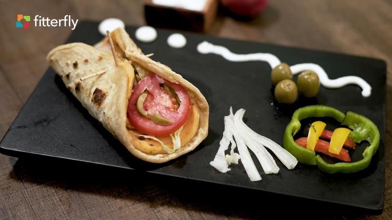 Chicken Salami Roll