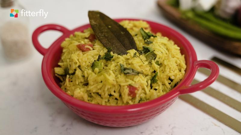 Mix Vegetable Paneer Rice