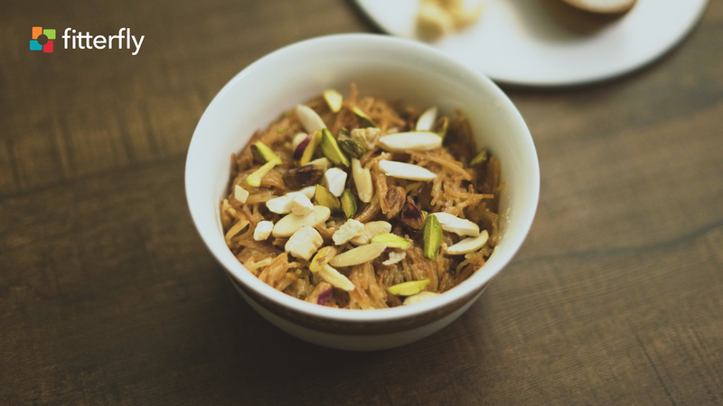 Dry Sweet Vermiceli With Nut