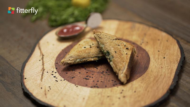 Potato Toast Sandwich