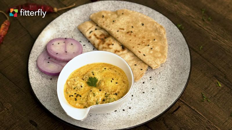 Potato Curd Curry