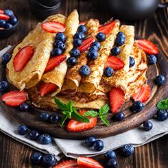 Pancake & Cheela