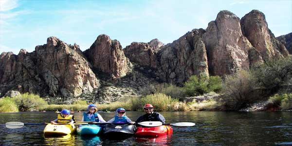 Arizona-Family-Vacation-Kayaking