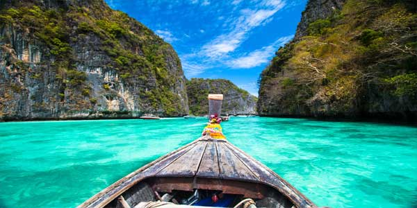 Thailand tour packages from Ahmedabad