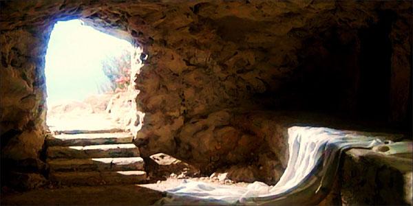 the-empty-tomg-of-Jesus