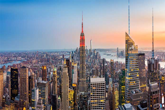 Top four things to do in new york city flamingo for Exciting things to do in nyc
