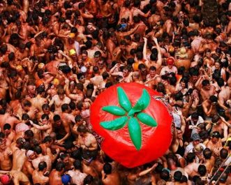 FEATURE-Tomatina