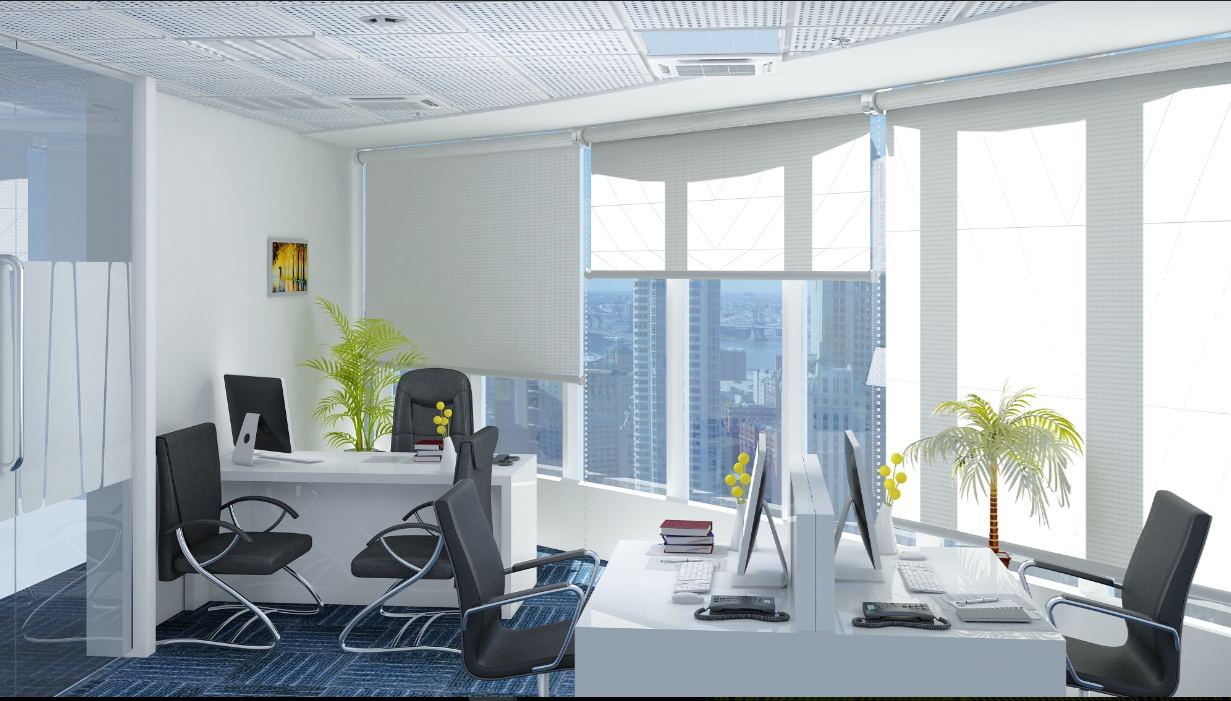 Should I Go For The Big Serviced Office Providers Or Local