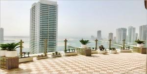 aryana sky terrace