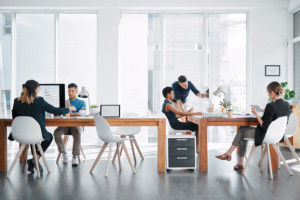 The Next Big Thing in Office Space
