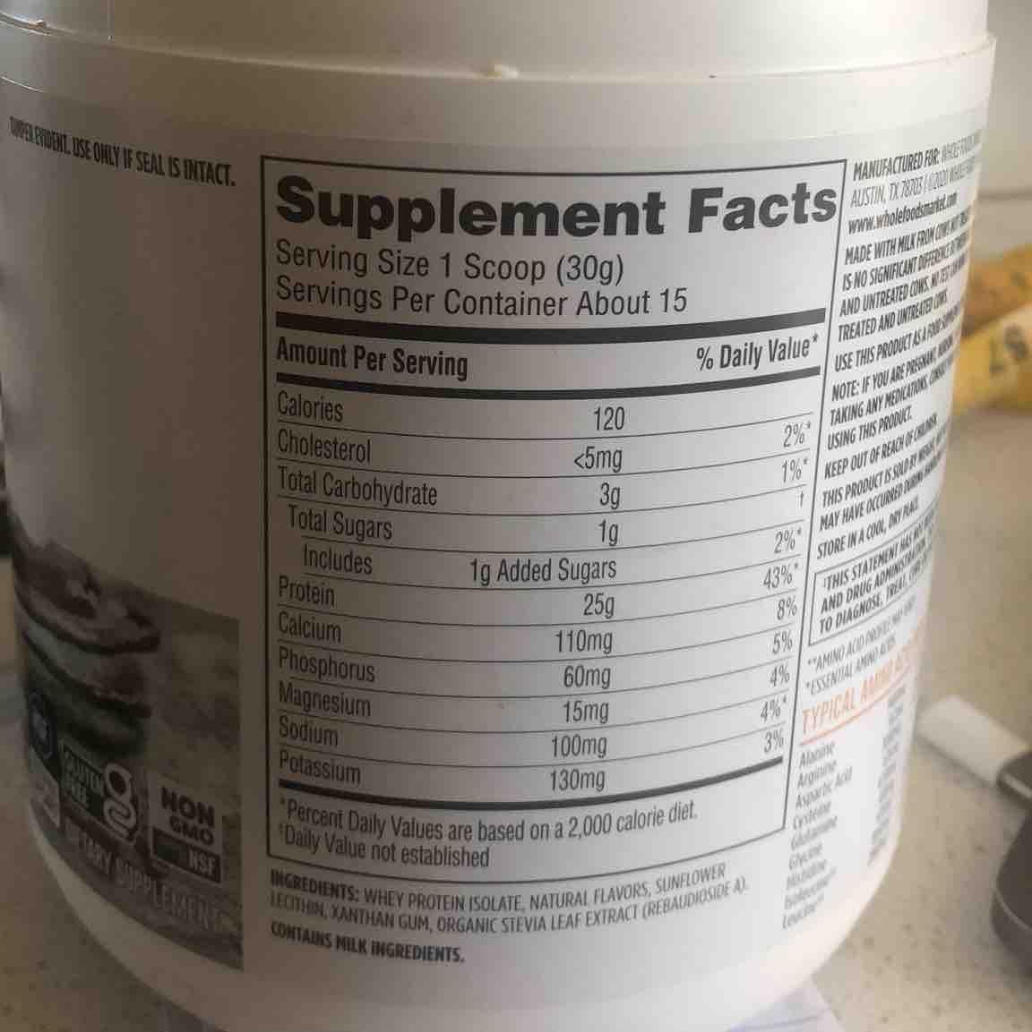Aastha protein shake
