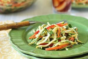 Zucchini Slaw (Fresh Plus)
